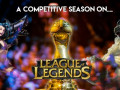A competitive season on League of Legends