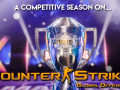 A competitive season on Counter-Strike:Global Offensive