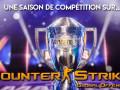 Une saison de compétition sur Counter-Strike:Global Offensive
