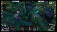 Pro player Khan fails during LCK