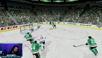 NHL 19, FIFA style.