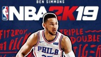 Ben Simmons Cover Athlete NBA 2K19 Gameplay Play Now Online NBA 2K18