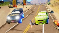 Fabulous Lightning Mcqueen + Brick Yardley (Disney Cars 3)