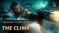 League of Legends - 2018 Season Announcement