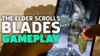 The Elder Scrolls: Blades Gameplay | QuakeCon 2018