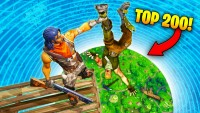 Best fails ever on Fortnite - TOP 200