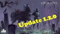 Grim Soul : Dark Fantasy Survival (Ep. 119) UPDATE 1.2.0 bow, new event Night a the Cemetary