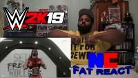 WWE 2K19 ENTRANCES Seth Rollins, Shinsuke Nakamura & More REACTION!!! -The Fat REACT!