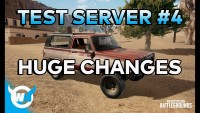 PUBG UPDATE: 1.0 TEST SERVER #4 PATCH NOTES - HUGE CHANGES! + NEW MAP - BATTLEGROUNDS XBOX/PC NEWS