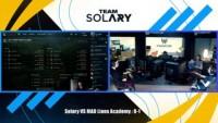 TEAM SOLARY VS MADLIONS ACADEMY - SHOWMATCH GAME 2