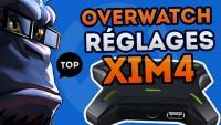 XIM4 - Les meilleurs réglages pour Overwatch